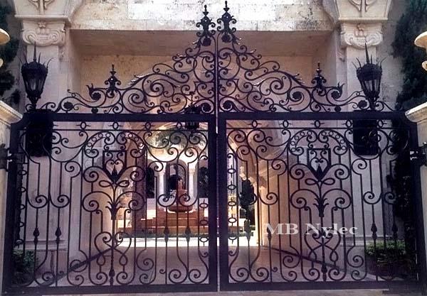 Brama tradycyjna bp40